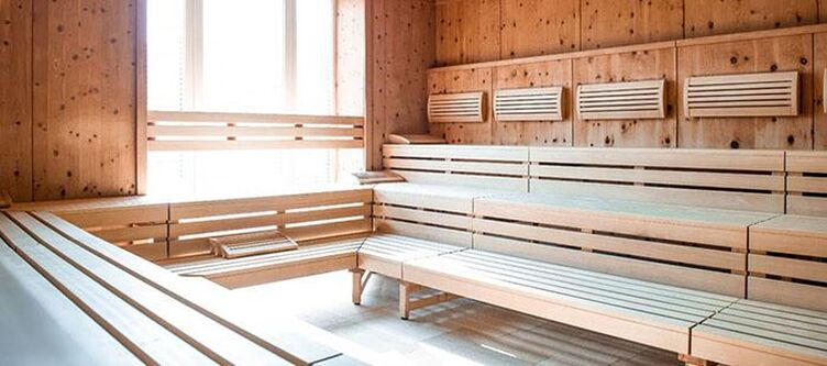 Edelweiss Spa Sauna