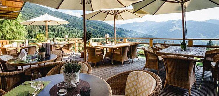 Edelweiss Terrasse