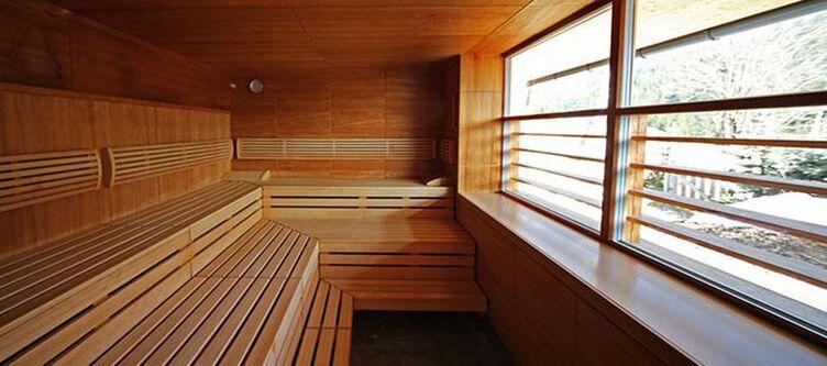 Edelweiss Wellness Sauna2