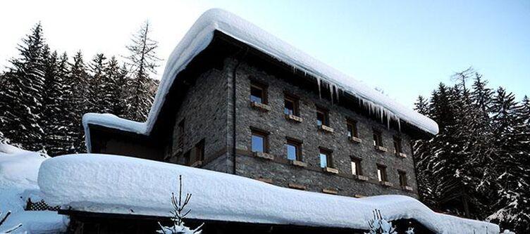Eden Hotel Winter