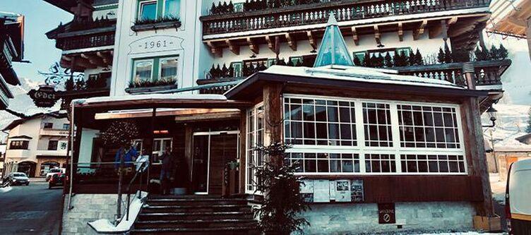 Eder Hotel Winter