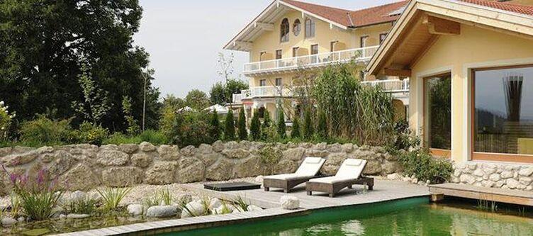 Edermann Hotel Schwimmteich