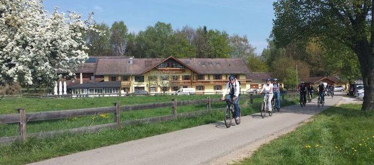 Eichenhof Hotel Radtour