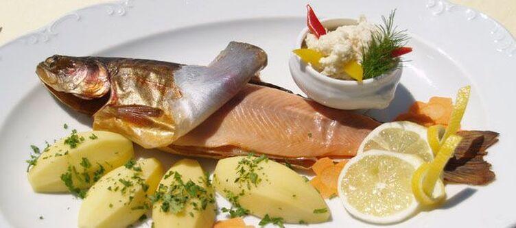 Eichenhof Kulinarik Fisch