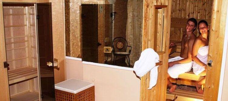 Eichenhof Wellness Sauna