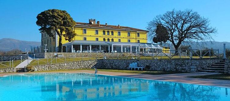 Eliceto Hotel Pool