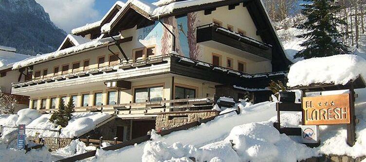 Ellaresh Hotel Winter