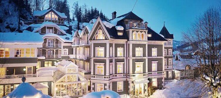 Erika Hotel Winter