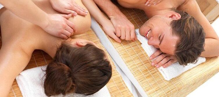 Europa Wellness Paarmassage