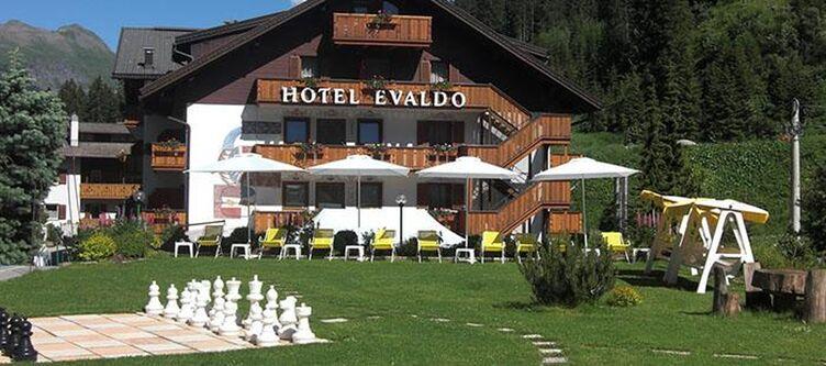 Evaldo Hotel Garten