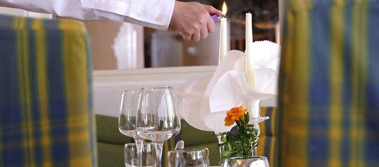 Evaldo Restaurant Gedeck