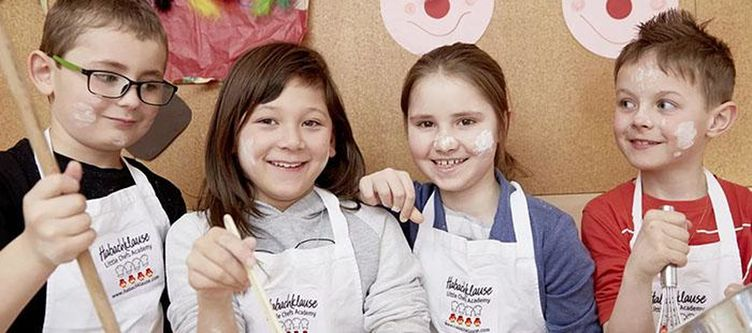 Familotel Kinderprogramm Kochen