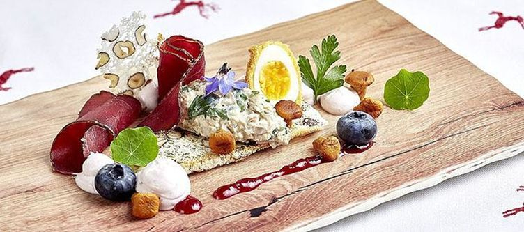 Familotel Kulinarik Dessert