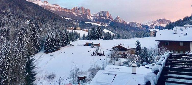 Fanes Ausblick Winter