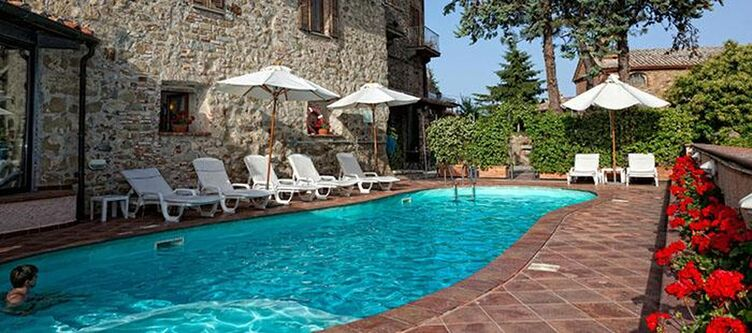 Fattoria Pool Tag