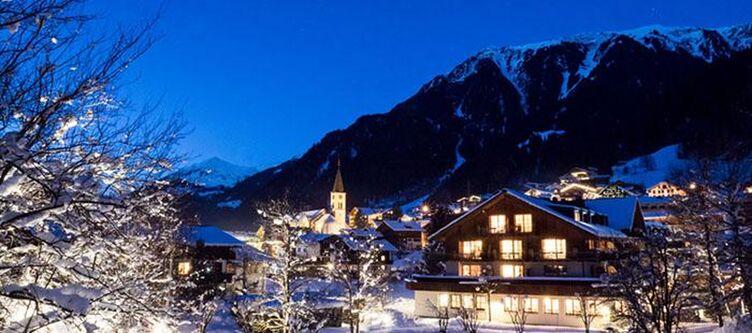 Felbermayer Hotel Winter Abend