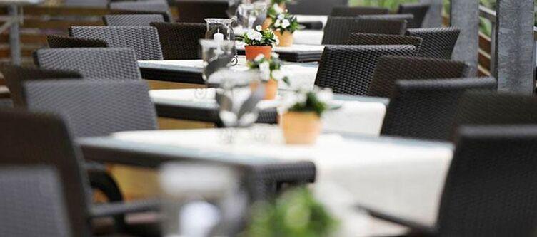 Felschbachhof Terrasse Restaurant