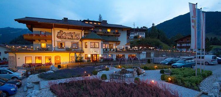 Felsenhof Hotel Nacht