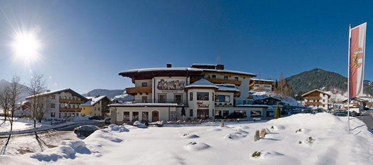 Felsenhof Hotel Winter