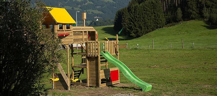 Ferienhof Spielplatz