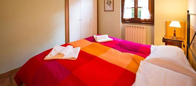Ferriera Appartement01 Bett