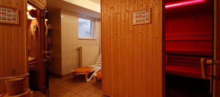 Fetzers Wellness Sauna