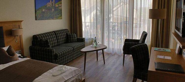 Fetzers Zimmer Landhaus Wohnraum