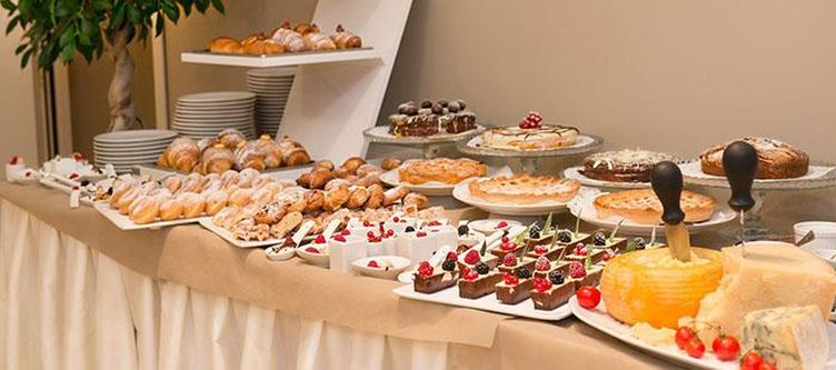 Fiamma Buffet Desserts