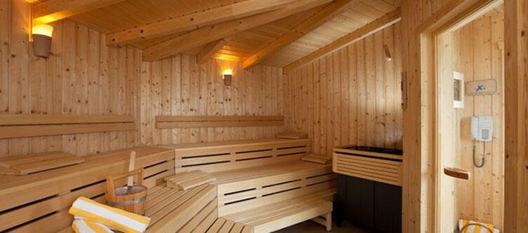 Filser Wellness Sauna