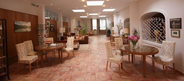 Foersterhof Lobby
