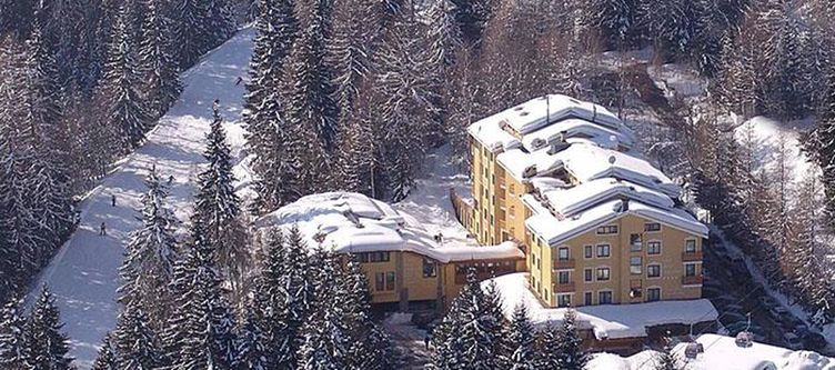 Folgarida Hotel Winter