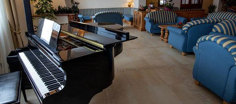 Folgarida Lounge Klavier