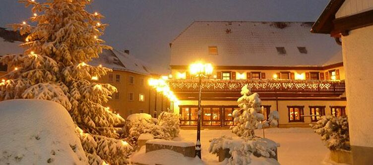 Frauensteiner Hotel Winter