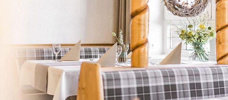 Frauensteiner Restaurant Gedeck3