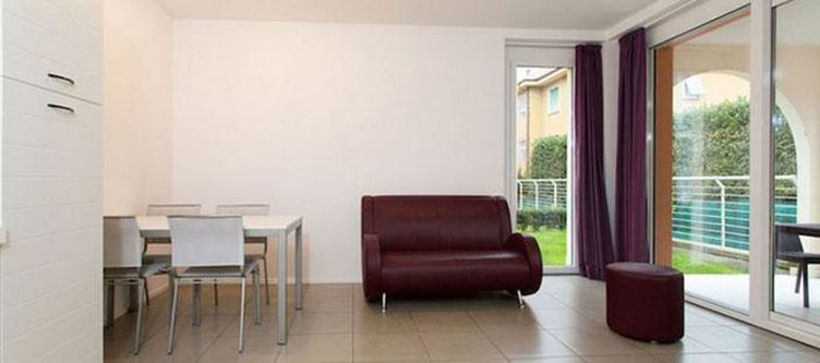 Gabella Apartment Standard E003 Esszimmer