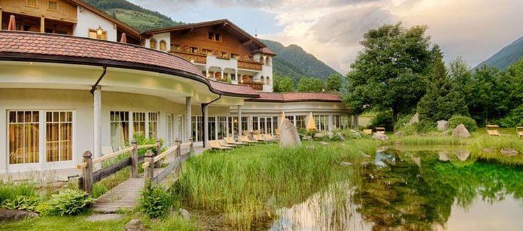 Gallhaus Haus Und Teich2