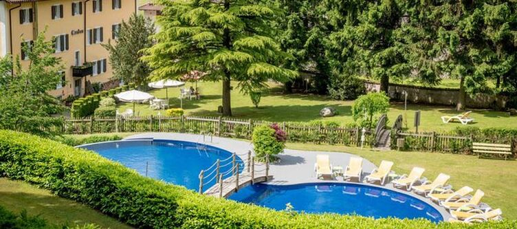 Gardentrentino Pool