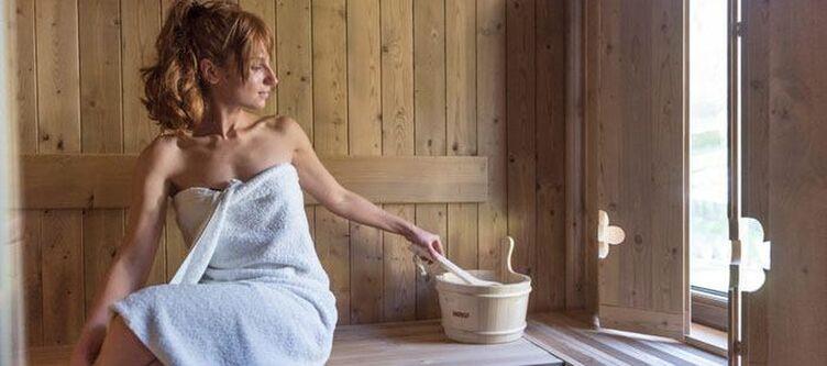 Gardentrentino Wellness Sauna