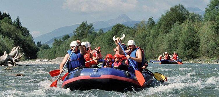 Gartnerkofel Rafting