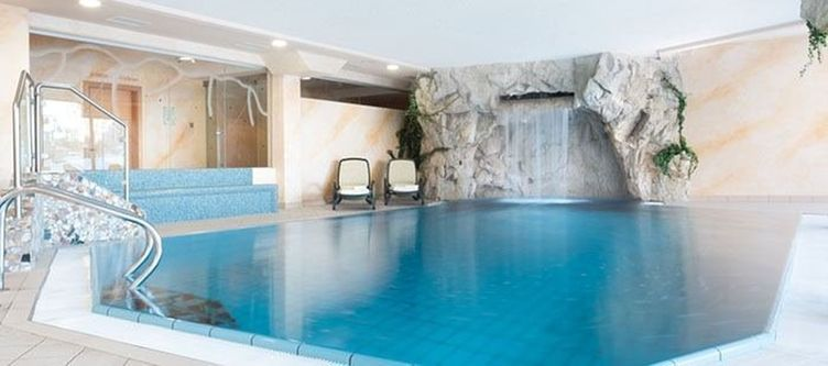 Gartnerkofel Wellness Hallenbad