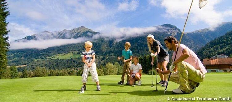 Gastein Golf 1