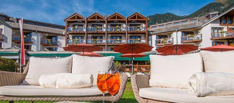 Gastein Lounge Garten