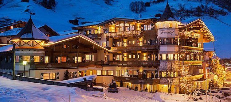 Gerlos Hotel Winter