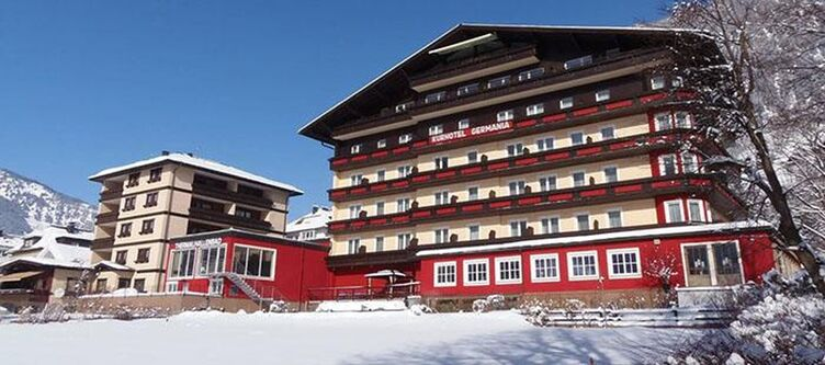 Germania Hotel Winter