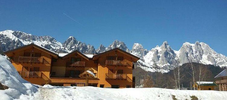 Giasenei Hotel Winter
