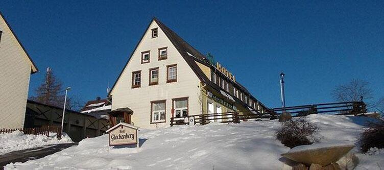 Glockenberg Hotel Winter