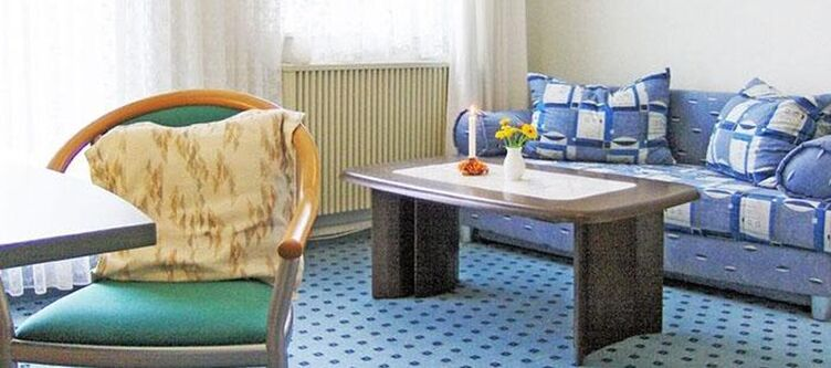 Glockenberg Zimmer Wohnbereich