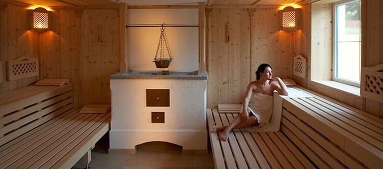 Goetzfried Wellness Sauna