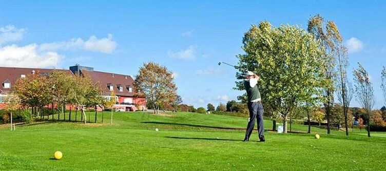 Golf Country Golfplatz Abschlag