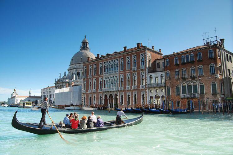 Gondola In Venedig Daniel Garcia Fotolia X